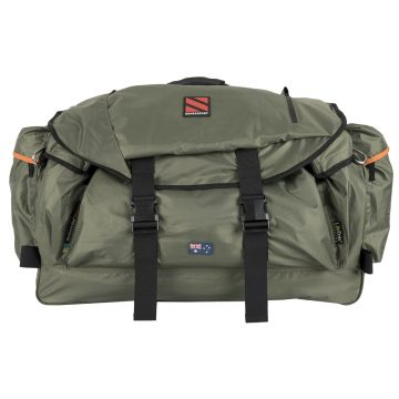 Expanse Backpack Bed Front View