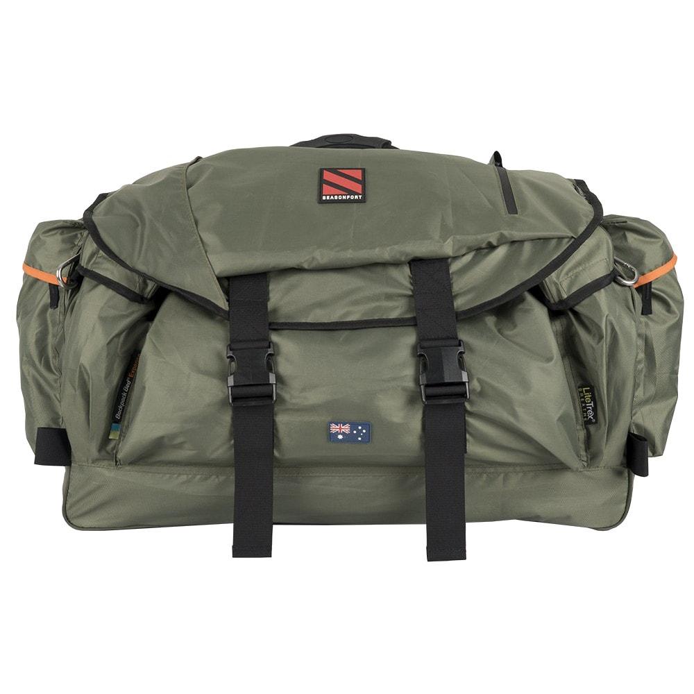 SEASONFORT Expanse Backpack Bed Swag