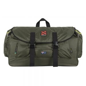 Untamed Backpack Bed Front Side