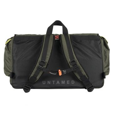 Untamed Backpack Bed From Behind