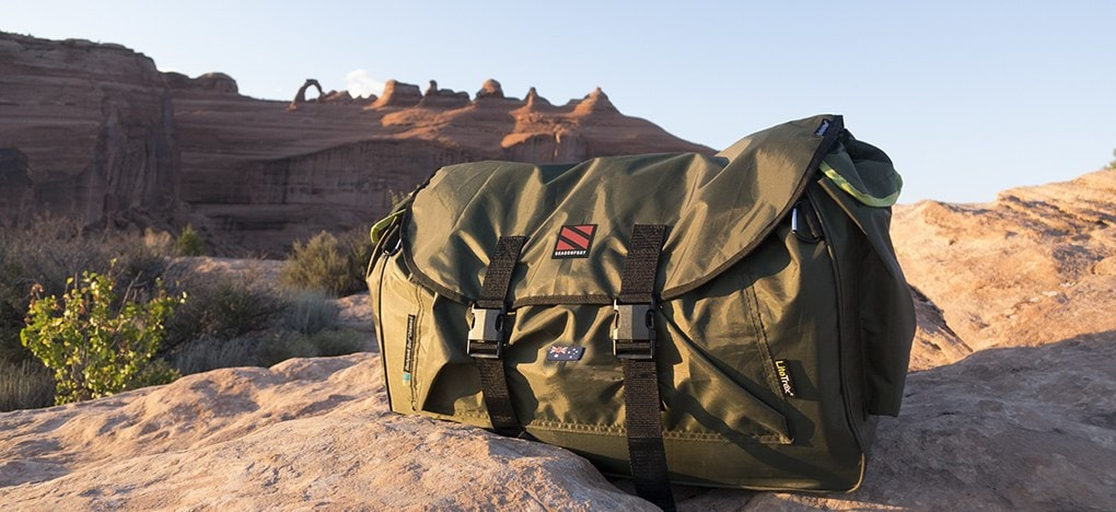 Untamed Backpack Bed Outdoors