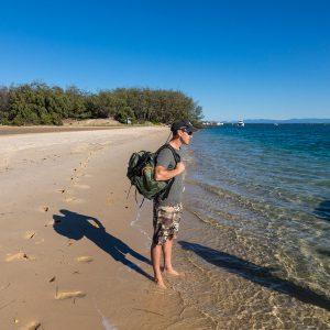 SEASONFORT Expanse Backpack Bed Swag beach camping