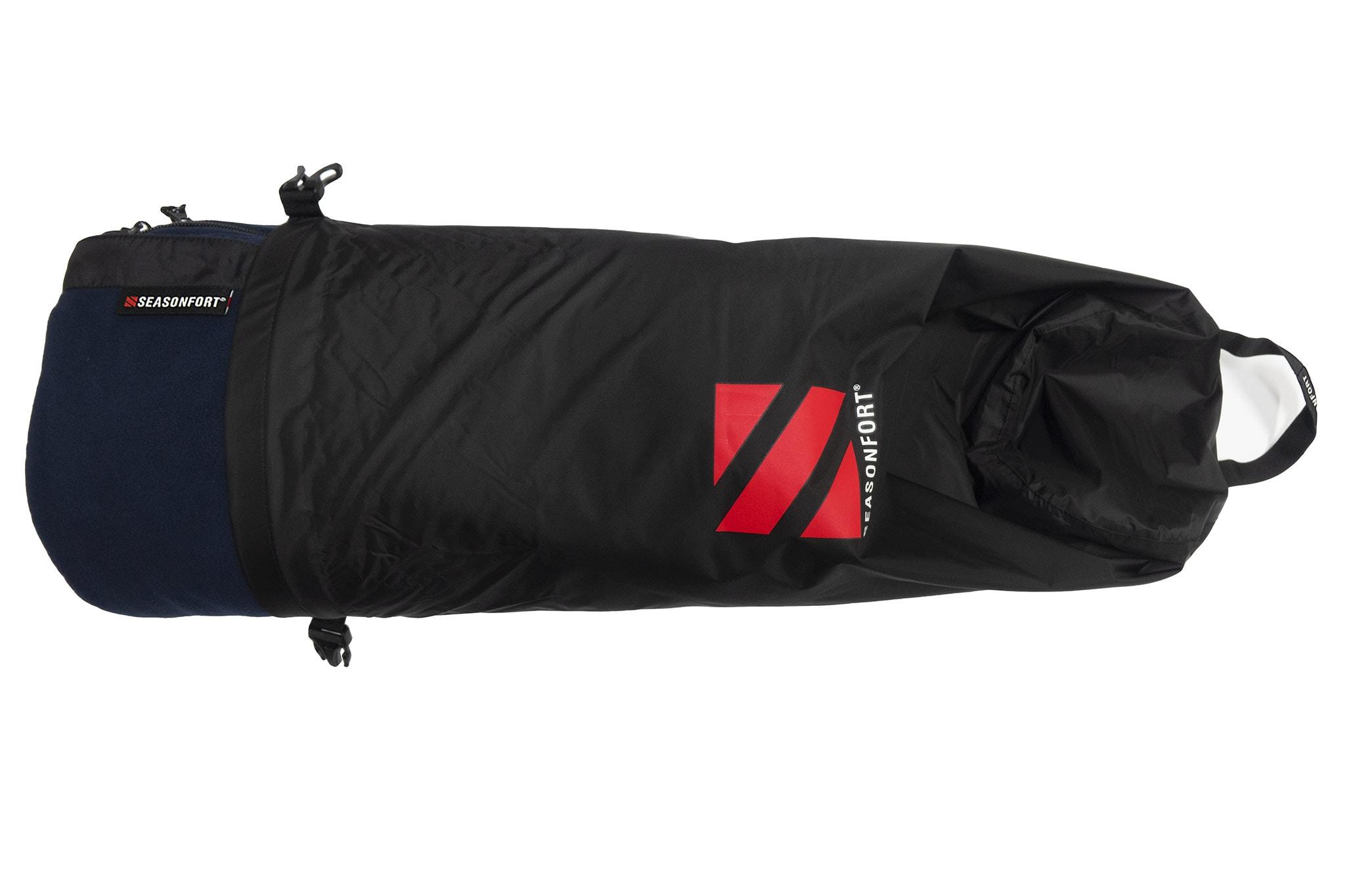 SEASONFORT Fire Retardant Sleeping Bag and Dry Bag