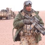 Former SAS Patrol Commander - Mick D