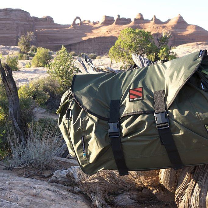 Seasonfort Untamed Backpack Bed
