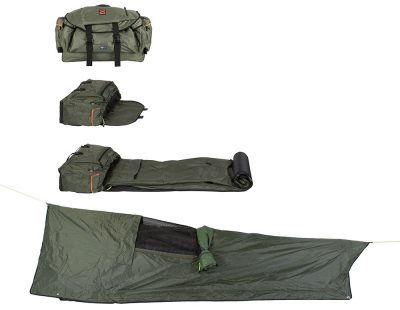 Expanse Backpack Bed Unrolled